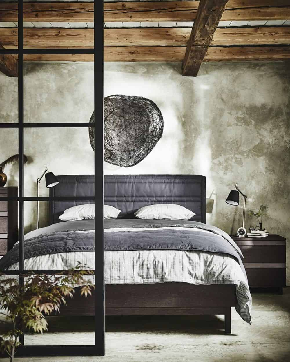 65 Amazing Small Bedroom Ideas to Create Space - wall art for bedroom